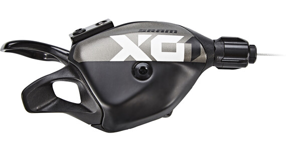 SRAM X01 Eagle Trigger 12-fach hinten schwarz